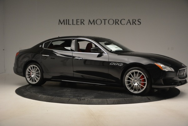 New 2017 Maserati Quattroporte S Q4 GranSport for sale Sold at Bugatti of Greenwich in Greenwich CT 06830 10