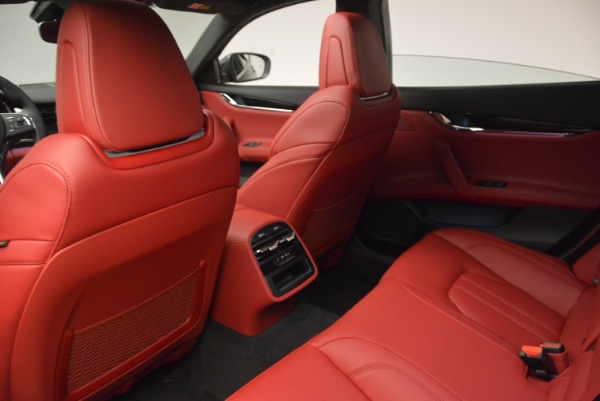 New 2017 Maserati Quattroporte S Q4 GranSport for sale Sold at Bugatti of Greenwich in Greenwich CT 06830 18