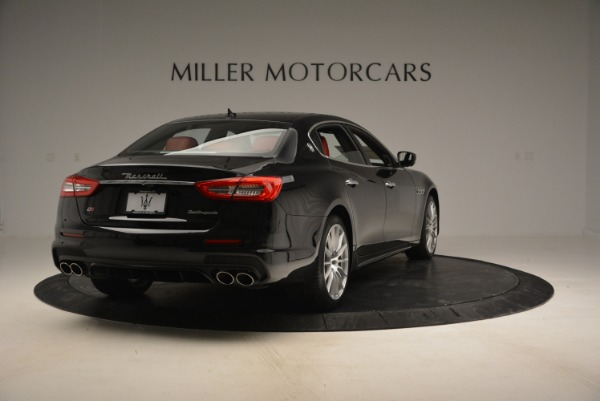 New 2017 Maserati Quattroporte S Q4 GranSport for sale Sold at Bugatti of Greenwich in Greenwich CT 06830 7