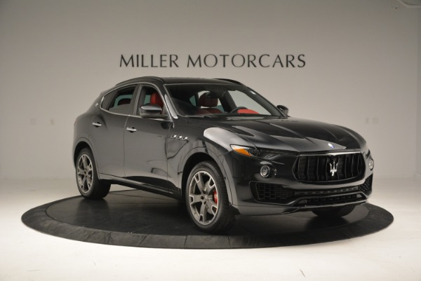 New 2017 Maserati Levante for sale Sold at Bugatti of Greenwich in Greenwich CT 06830 11