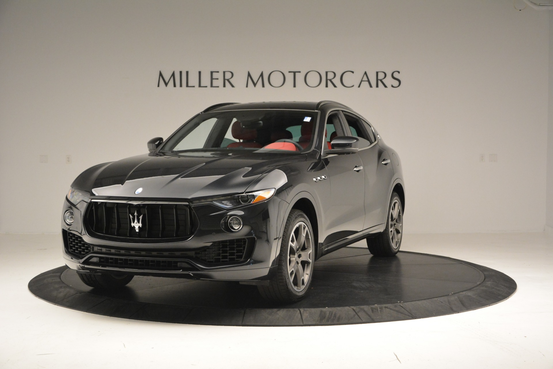 New 2017 Maserati Levante for sale Sold at Bugatti of Greenwich in Greenwich CT 06830 1