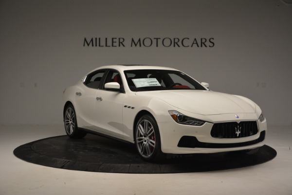 Used 2017 Maserati Ghibli S Q4 for sale $51,900 at Bugatti of Greenwich in Greenwich CT 06830 11