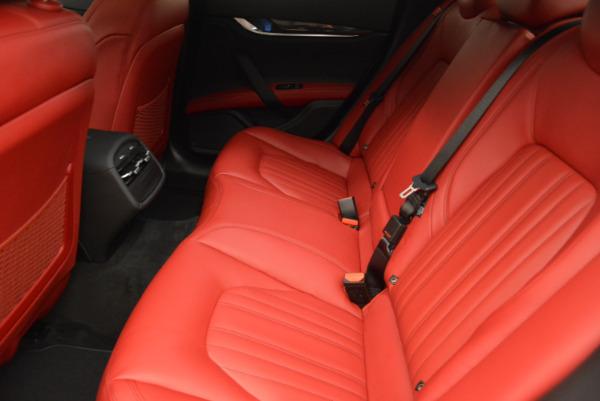 Used 2017 Maserati Ghibli S Q4 for sale $49,900 at Bugatti of Greenwich in Greenwich CT 06830 18