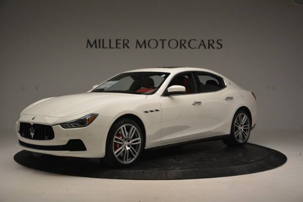 Used 2017 Maserati Ghibli S Q4 for sale $51,900 at Bugatti of Greenwich in Greenwich CT 06830 2