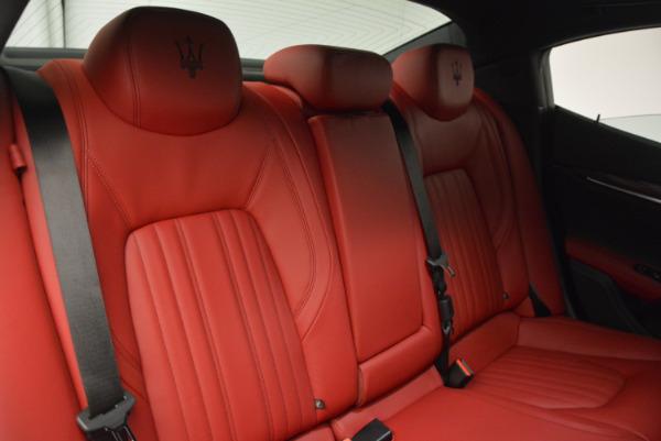 New 2017 Maserati Ghibli S Q4 for sale Sold at Bugatti of Greenwich in Greenwich CT 06830 25