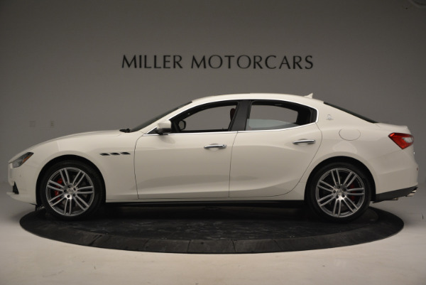 Used 2017 Maserati Ghibli S Q4 for sale $51,900 at Bugatti of Greenwich in Greenwich CT 06830 3