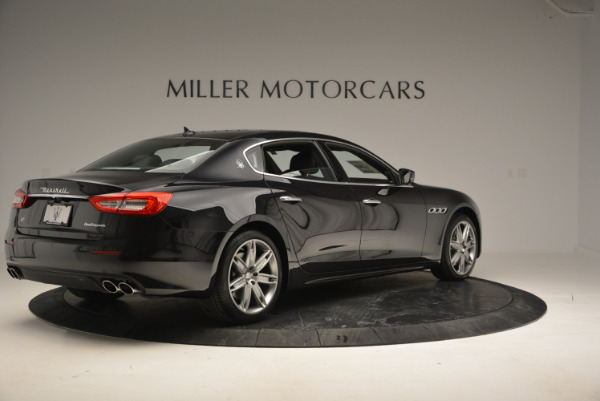 New 2017 Maserati Quattroporte S Q4 GranLusso for sale Sold at Bugatti of Greenwich in Greenwich CT 06830 8