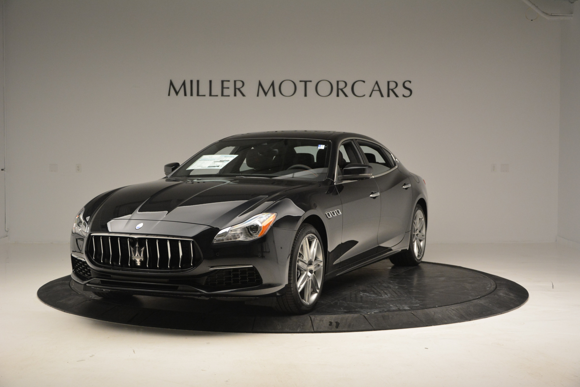 New 2017 Maserati Quattroporte S Q4 GranLusso for sale Sold at Bugatti of Greenwich in Greenwich CT 06830 1