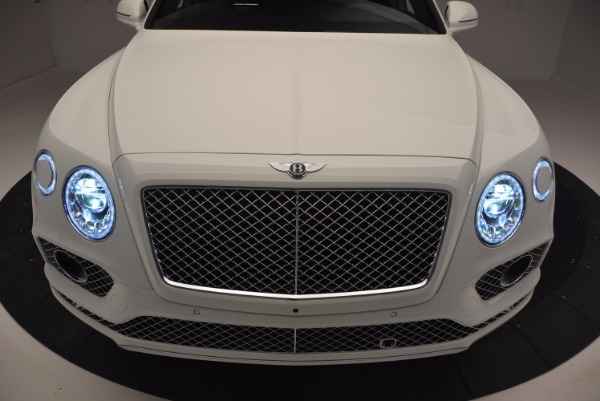 New 2017 Bentley Bentayga for sale Sold at Bugatti of Greenwich in Greenwich CT 06830 17