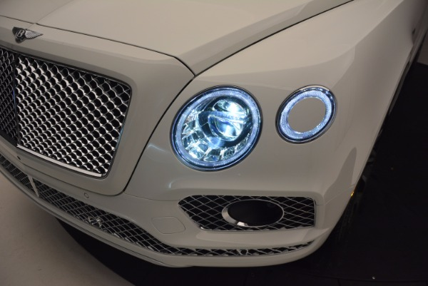 New 2017 Bentley Bentayga for sale Sold at Bugatti of Greenwich in Greenwich CT 06830 18