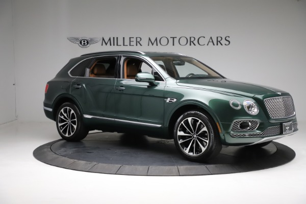 Used 2017 Bentley Bentayga W12 for sale $135,900 at Bugatti of Greenwich in Greenwich CT 06830 10