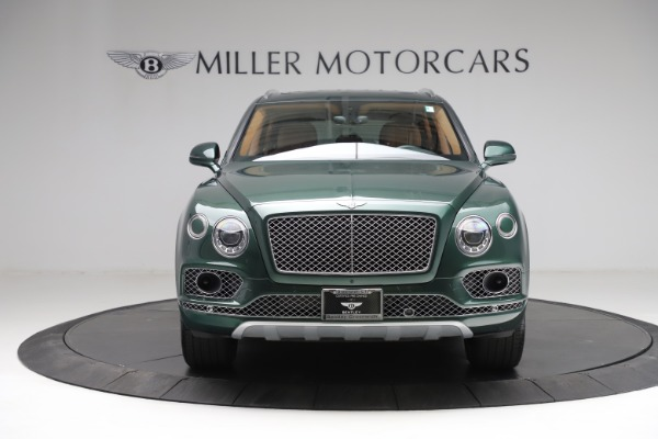 Used 2017 Bentley Bentayga W12 for sale $135,900 at Bugatti of Greenwich in Greenwich CT 06830 12