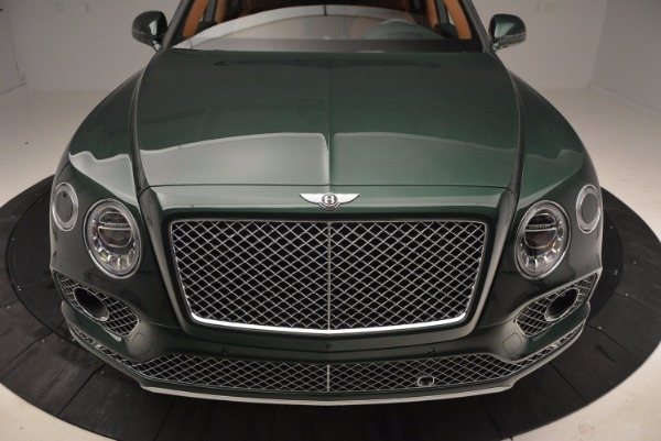 Used 2017 Bentley Bentayga W12 for sale $135,900 at Bugatti of Greenwich in Greenwich CT 06830 13