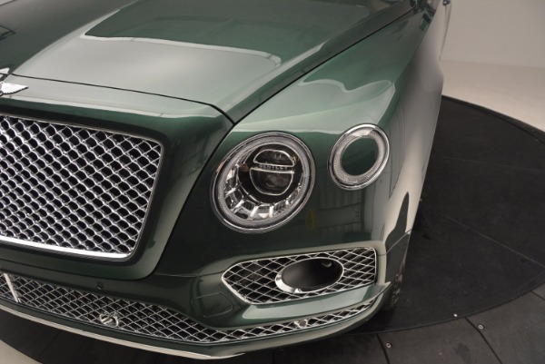 Used 2017 Bentley Bentayga W12 for sale $135,900 at Bugatti of Greenwich in Greenwich CT 06830 14