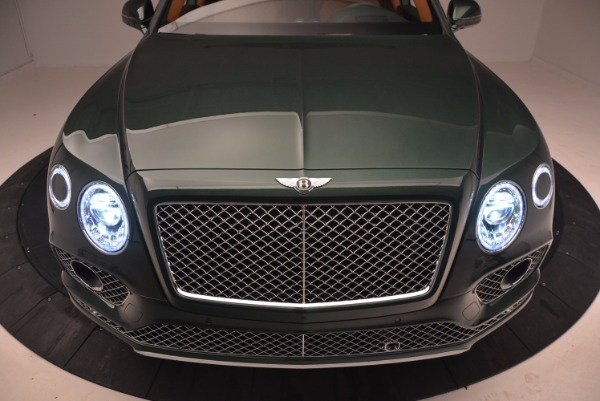 Used 2017 Bentley Bentayga W12 for sale $135,900 at Bugatti of Greenwich in Greenwich CT 06830 16