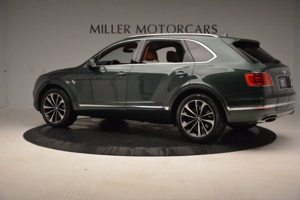 Used 2017 Bentley Bentayga W12 for sale $135,900 at Bugatti of Greenwich in Greenwich CT 06830 4