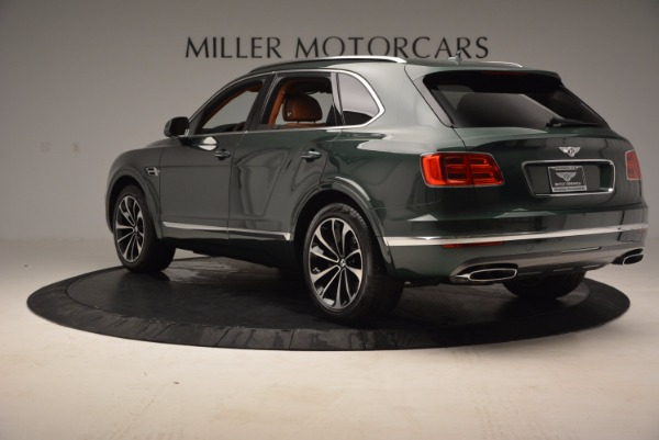 Used 2017 Bentley Bentayga W12 for sale $135,900 at Bugatti of Greenwich in Greenwich CT 06830 5