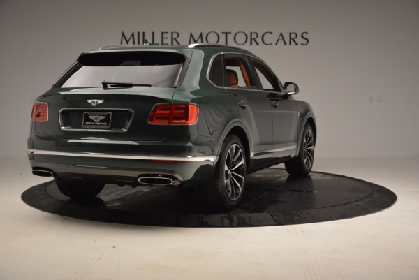New 2017 Bentley Bentayga for sale Sold at Bugatti of Greenwich in Greenwich CT 06830 7