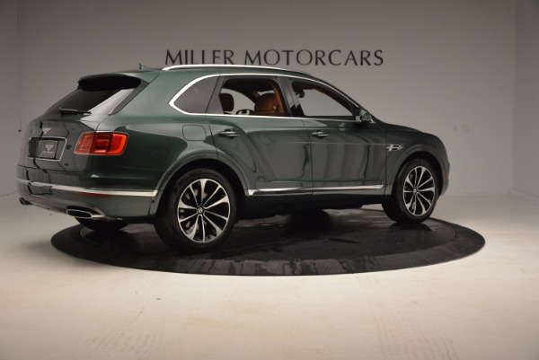 Used 2017 Bentley Bentayga W12 for sale $135,900 at Bugatti of Greenwich in Greenwich CT 06830 8