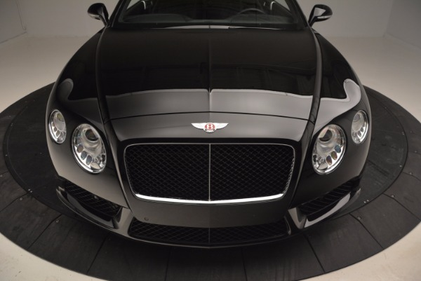 Used 2013 Bentley Continental GT V8 for sale Sold at Bugatti of Greenwich in Greenwich CT 06830 13