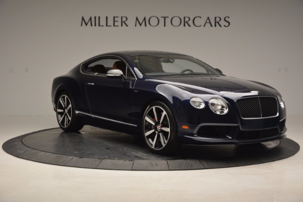 Used 2015 Bentley Continental GT V8 S for sale Sold at Bugatti of Greenwich in Greenwich CT 06830 11