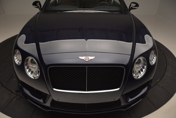 Used 2015 Bentley Continental GT V8 S for sale Sold at Bugatti of Greenwich in Greenwich CT 06830 13