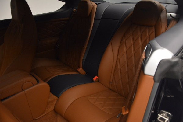 Used 2015 Bentley Continental GT V8 S for sale Sold at Bugatti of Greenwich in Greenwich CT 06830 25