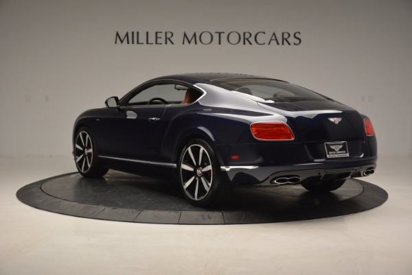 Used 2015 Bentley Continental GT V8 S for sale Sold at Bugatti of Greenwich in Greenwich CT 06830 5