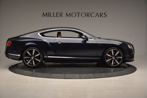 Used 2015 Bentley Continental GT V8 S for sale Sold at Bugatti of Greenwich in Greenwich CT 06830 9