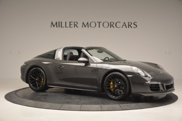 Used 2016 Porsche 911 Targa 4 GTS for sale Sold at Bugatti of Greenwich in Greenwich CT 06830 10