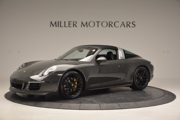 Used 2016 Porsche 911 Targa 4 GTS for sale Sold at Bugatti of Greenwich in Greenwich CT 06830 13