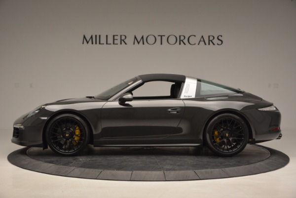 Used 2016 Porsche 911 Targa 4 GTS for sale Sold at Bugatti of Greenwich in Greenwich CT 06830 14
