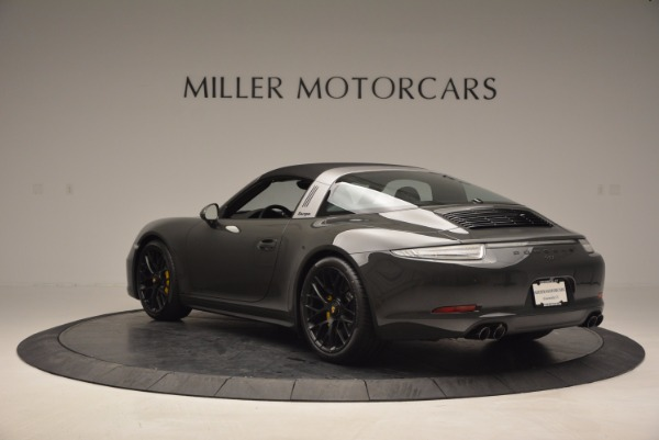 Used 2016 Porsche 911 Targa 4 GTS for sale Sold at Bugatti of Greenwich in Greenwich CT 06830 16