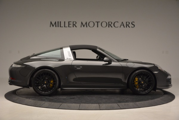 Used 2016 Porsche 911 Targa 4 GTS for sale Sold at Bugatti of Greenwich in Greenwich CT 06830 20