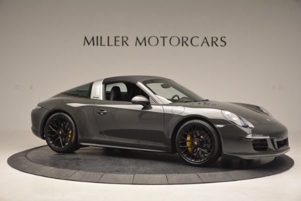Used 2016 Porsche 911 Targa 4 GTS for sale Sold at Bugatti of Greenwich in Greenwich CT 06830 21