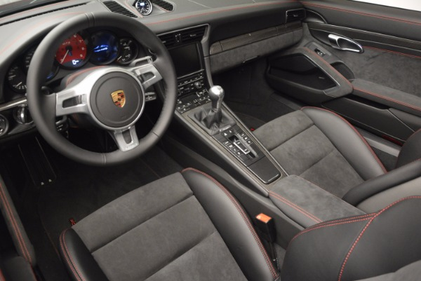 Used 2016 Porsche 911 Targa 4 GTS for sale Sold at Bugatti of Greenwich in Greenwich CT 06830 24