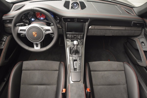 Used 2016 Porsche 911 Targa 4 GTS for sale Sold at Bugatti of Greenwich in Greenwich CT 06830 25