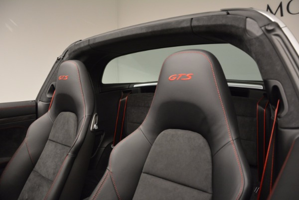 Used 2016 Porsche 911 Targa 4 GTS for sale Sold at Bugatti of Greenwich in Greenwich CT 06830 26