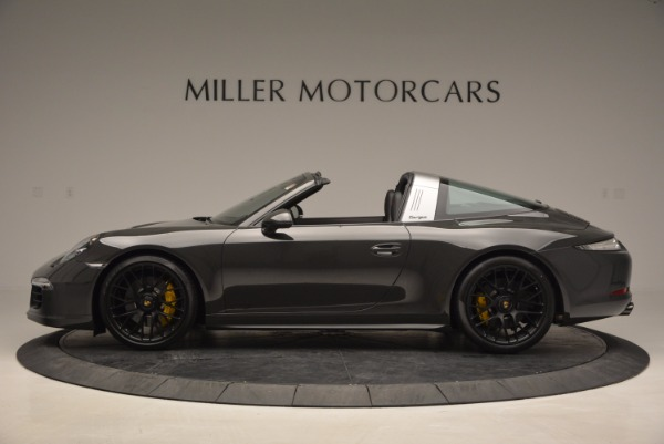 Used 2016 Porsche 911 Targa 4 GTS for sale Sold at Bugatti of Greenwich in Greenwich CT 06830 3