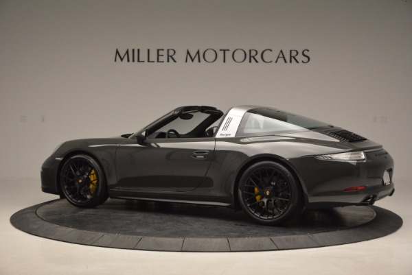 Used 2016 Porsche 911 Targa 4 GTS for sale Sold at Bugatti of Greenwich in Greenwich CT 06830 4
