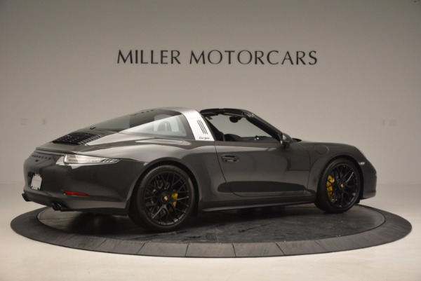 Used 2016 Porsche 911 Targa 4 GTS for sale Sold at Bugatti of Greenwich in Greenwich CT 06830 8