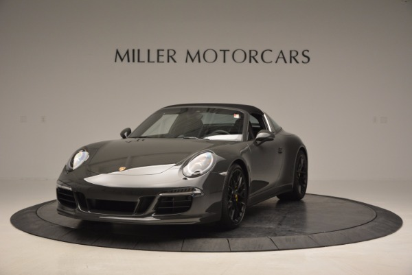 Used 2016 Porsche 911 Targa 4 GTS for sale Sold at Bugatti of Greenwich in Greenwich CT 06830 1