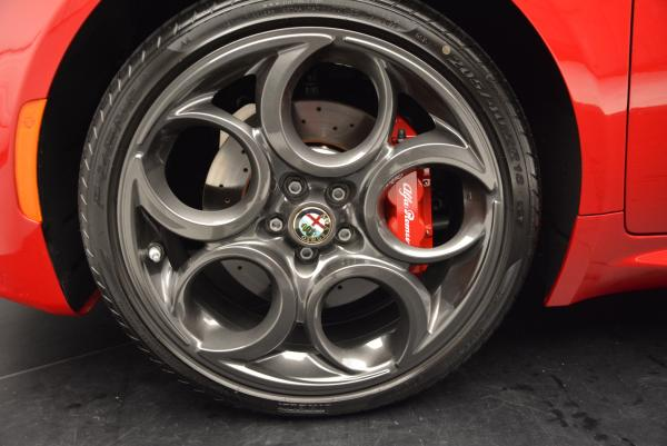 Used 2015 Alfa Romeo 4C for sale Sold at Bugatti of Greenwich in Greenwich CT 06830 13