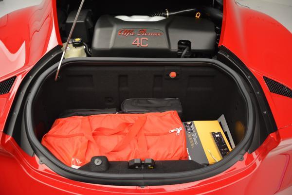 Used 2015 Alfa Romeo 4C for sale Sold at Bugatti of Greenwich in Greenwich CT 06830 23
