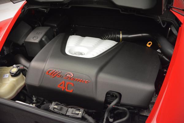 Used 2015 Alfa Romeo 4C for sale Sold at Bugatti of Greenwich in Greenwich CT 06830 25