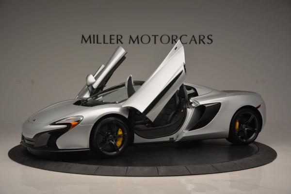 New 2016 McLaren 650S Spider for sale Sold at Bugatti of Greenwich in Greenwich CT 06830 12