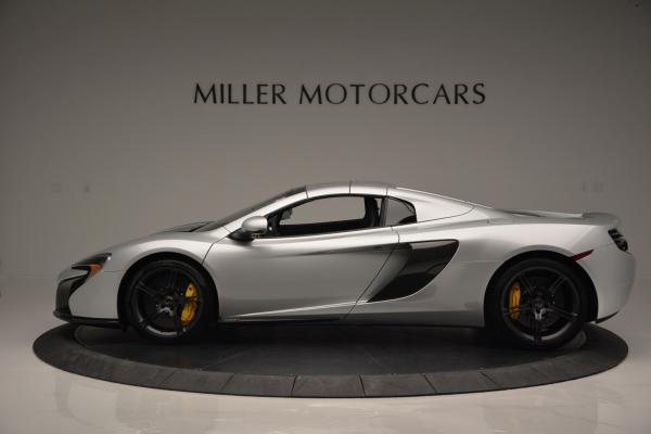 New 2016 McLaren 650S Spider for sale Sold at Bugatti of Greenwich in Greenwich CT 06830 13