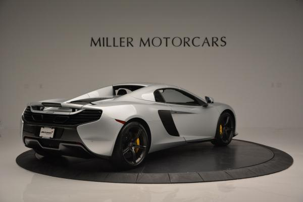 New 2016 McLaren 650S Spider for sale Sold at Bugatti of Greenwich in Greenwich CT 06830 16