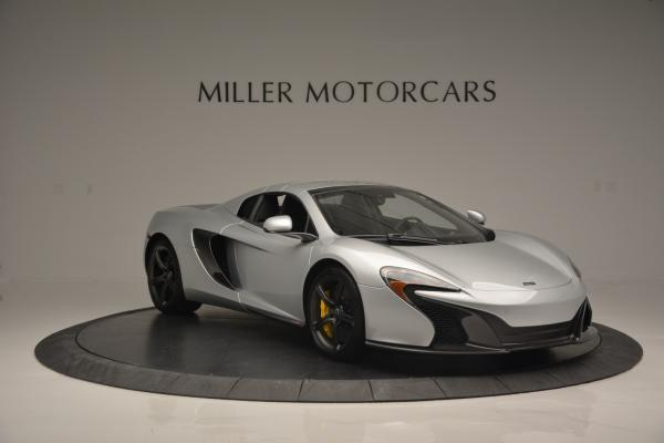 New 2016 McLaren 650S Spider for sale Sold at Bugatti of Greenwich in Greenwich CT 06830 18