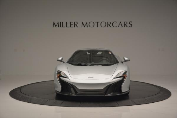 New 2016 McLaren 650S Spider for sale Sold at Bugatti of Greenwich in Greenwich CT 06830 19
